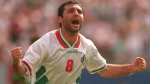Hristo Stoičkov, pallone d'oro 1994