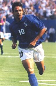 Roberto Baggio, eroe di USA '94