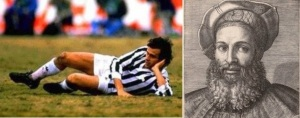 Vite parallele #1: Michel Platinì / Pietro Aretino