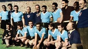 Il mitico Uruguay campione del mondo nel 1950
