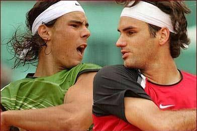 Federer-Nadal, The NeverEnding Story