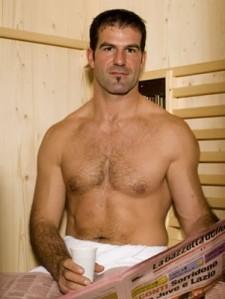 No, ma sullo slittino non ti fai i muscoli (foto presa da www.haisentito.it )
