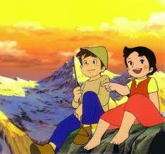 (Un giovanissimo Hirscher con la fidanzatina dell'epoca in un contorno squisitamente romantico. Fonte: creareamano.blogspot.com)