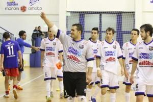 Calcio a 5 – Intervista a Stefano Mammarella, numero 1 di Acqua&Sapone e Nazionale