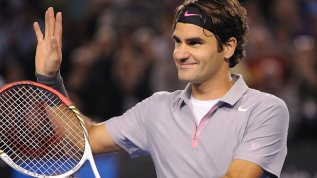 Sbarazzatosi in 3 set di Tsonga, per Federer ostacolo Murray (foto presa da nelbie.com )