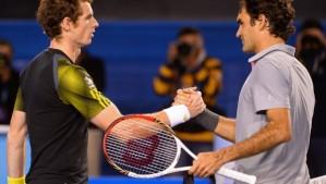 Con il successo su Murray, Federer torna in semifinale in un torneo dello Slam. L'ultima volta era successo sempre agli AO, nel 2013