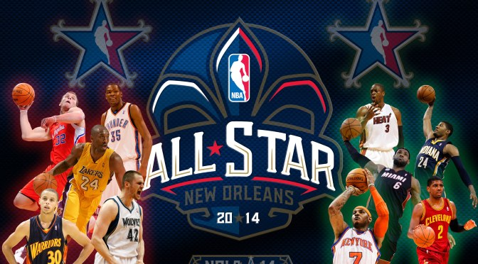 #NBA ALL STAR WEEKEND