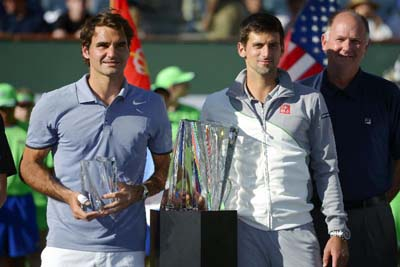 Indian Wells Masters – primo acuto di Djokovic, Federer battuto in tre set