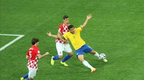 Le pagelle Cesarine. Girone A: Brasile-Croazia