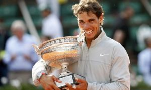 The king of Clay (Fonte: Tuttosport)