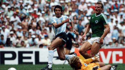 Il pallone racconta. Finale 1986, Argentina-Germania 3-2