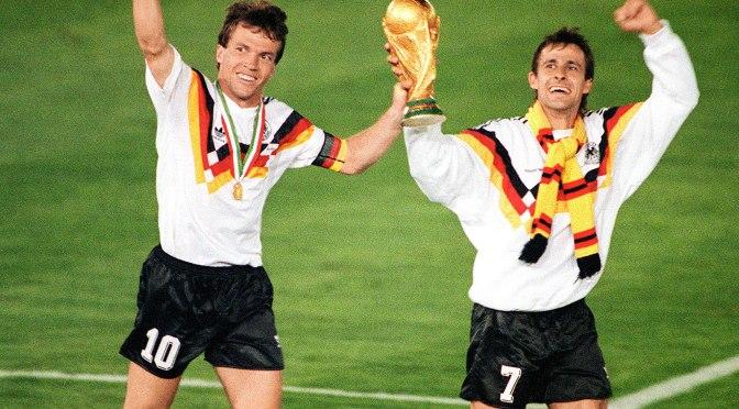 5 motivi per cui la Germania vincerà la finale del mondiale 2014