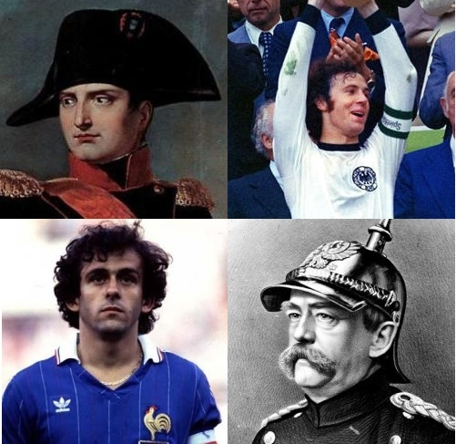 Non è solo una partita di calcio. Quarti di finale: Francia-Germania