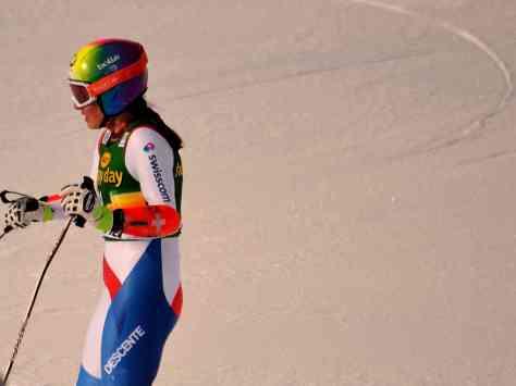 Primo piano per Lara Gut. Nessun podio per lei a Cortina, si rifarà però nella Discesa di S. Moritz