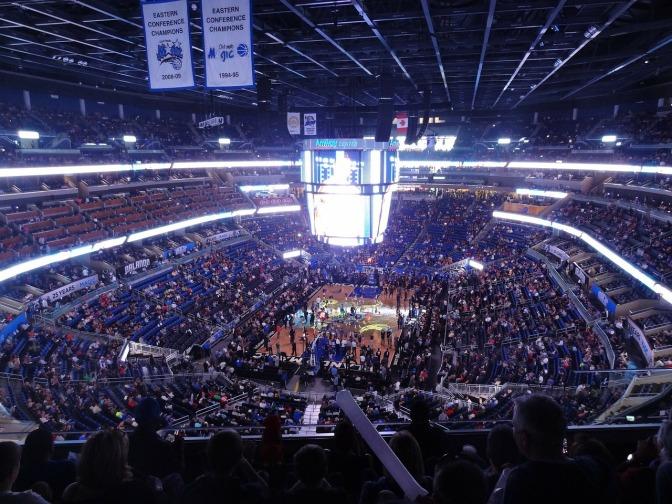 Nomi, colori, città: NBA!