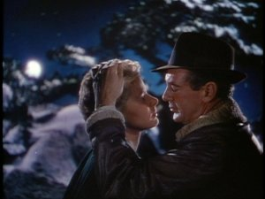 Ingrid Bergman e Gary Cooper nel trailer di From Whom The Bell Tolls (http://it.wikipedia.org/wiki/File:For_Whom_The_Bell_Tolls_trailer.jpg)