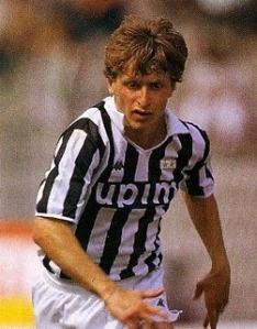 Giancarlo Marocchi, bianconero dal 1988 al 1996