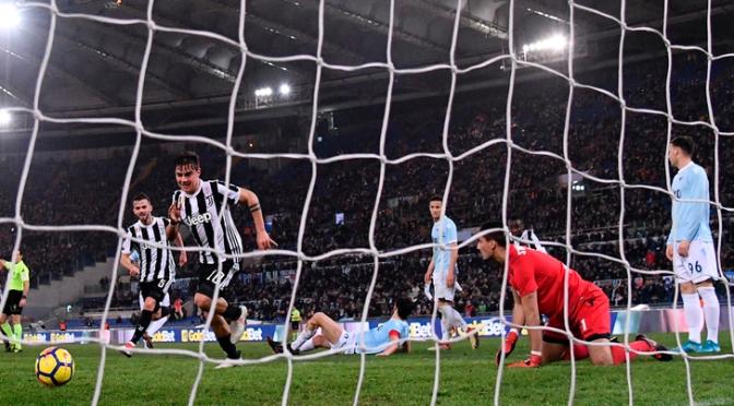 Lazio – Juve e di come un gol cambia tutto