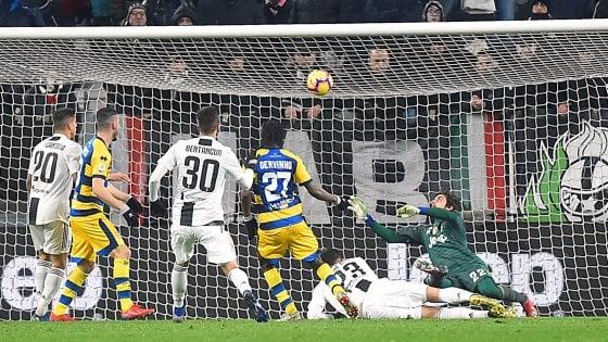 #Semifreddo – I giorni della merla (Juventus-Parma 3-3)